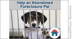 foreclosure pets