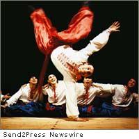 celebration of world dance