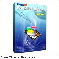 NEW YORK, N.Y. (SEND2PRESS NEWSWIRE) -- EASEUS, a provider of affordable, scalable partition management, data recovery and disaster recovery utility solutions, releases the newest version of its consumer partition management software: EASEUS Partition Master 4.1.1, a comprehensive partition tool and system optimization software for Windows 2000 / XP / Vista / 7 and Windows server 2000 / 2003 / 2008, now supports the much anticipated Microsoft Windows 7 operating system.