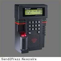SecuGen fingerprint sensor