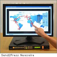 CyberTouch touch screens