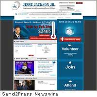 Jesse Jackson Jr for Congress