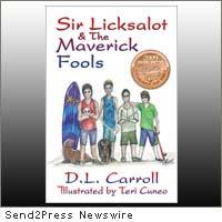 Sir Licksalot book