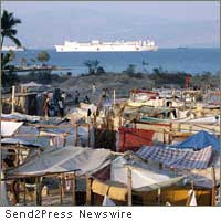 Tents2Haiti Maine