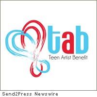 Teen Artist Benefit