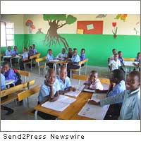 refurbished Zulu School