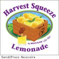 Harvest Squeeze Lemonade