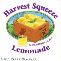 Harvest Squeeze Lemonade