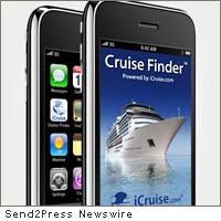 Cruise Finder iPhone app