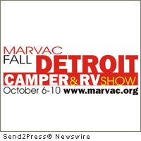 Detroit Camper and RV Show