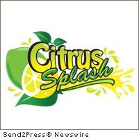 Citrus Splash soft drink