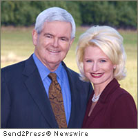 Callista and Newt Gingrich