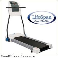 LifeSpan TR200 treadmill
