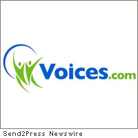 Online voice over marketplace