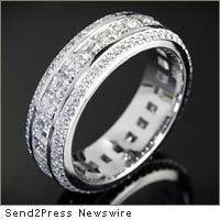 custom design wedding rings