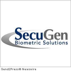 SANTA CLARA, Calif., April 13, 2012 (SEND2PRESS NEWSWIRE) -- SecuGen Corporation and Suprema Inc. announced today that the two companies reached an agreement to settle lawsuits filed against each other in the U.S. District Court for the Northern District of California, San Francisco Division. SecuGen and Suprema resolved those disputes on confidential terms and have dismissed the pending lawsuits against each other.