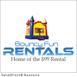 SEYMOUR, Ind., March 26, 2012 (SEND2PRESS NEWSWIRE) -- Bouncy Fun Rentals is Seymour, Indiana's home of the $99 inflatable bounce house. These bounce houses are a must have for a child's birthday party or public event where you want to be seen. Mark Bowling, the owner of Bouncy Fun Rentals, got the idea to start the company after an experience he had with renting a bounce house that almost turned into a nightmare.