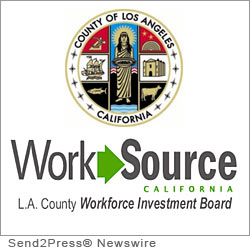 LOS ANGELES, Calif., April 20, 2012 (SEND2PRESS NEWSWIRE) -- Thanks to a multi-million dollar National Emergency Grant (NEG) from the U.S. Department of Labor, the Los Angeles County Workforce Investment Board was awarded funds as part of the California Multi-Sector Workforce Partnership. The aim of this program is to provide retraining and career transition needs to individuals who experienced layoffs and also to help employers with job openings to locate well-qualified and trained employees.
