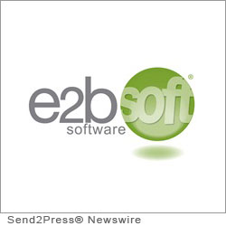 CHARDON, Ohio, April 27, 2012 (SEND2PRESS NEWSWIRE) -- e2b software (www.e2bsoft.com) announced today a strategic alliance and original equipment manufacturer (OEM) agreement with Epicor Software Corporation to private-label its Anytime Collect (www.anytimecollect.com) credit and collections management software for Epicor enterprise resource planning (ERP).