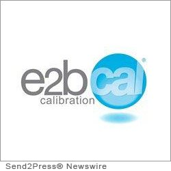 CHARDON, Ohio, May 3, 2012 (SEND2PRESS NEWSWIRE) -- e2b calibration (www.e2bcal.com), a division of e2b teknologies, announced today that they have maintained accreditations and passed their annual ISO quality audit performed by ACLASS Corporation, the ANSI-ASQ National Accreditation Board (www.aclasscorp.com). The recent audit included an expanded calibration scope on top of their already broad range of capabilities including higher voltage for electronics and electrical components.