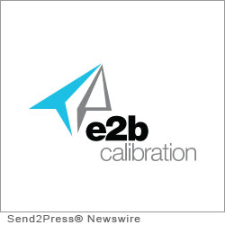 CHARDON, Ohio, May 10, 2012 (SEND2PRESS NEWSWIRE) -- e2b calibration, a division of e2b teknologies, announced today that they have implemented Anytime Assets into their internal calibration system, allowing customers to track their calibrated assets. Anytime Assets is a cloud-based inventory tracking software that enables users to remotely track their calibrated assets from any location with internet access.