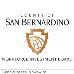 SAN BERNARDINO, Calif. (SEND2PRESS NEWSWIRE) -- The San Bernardino County Workforce Investment Board partnered with the Department of Behavioral Health to place 279 youth in summer jobs with local employers. The grant paid the wages to County youth ages 18-25 years old and provided transportation assistance as well as work readiness training prior to starting their jobs.