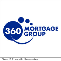AUSTIN, Texas (SEND2PRESS NEWSWIRE) -- 360 Mortgage Group, a privately owned wholesale mortgage banker, officially began accepting applications for HARP 2.0 loans on Monday, March 19, 2012, specifically serving challenged and underwater borrowers. Subsequently, 360 has experienced a significant increase in loan volume, resulting in the largest active pipeline since the company's 2007 founding.