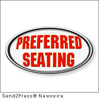 stadium and theater seats