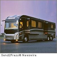 luxury RV rentals