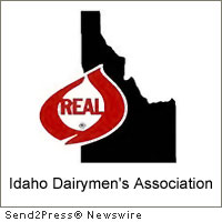 Rep. Simpson Champions Bill to Strengthen Future for Idaho Dairy Producers