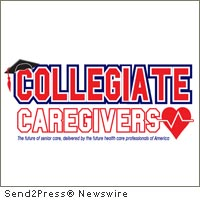 Collegiate Caregivers Combines College Students and Technology to Provide Superior Home Care