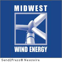 Midwest Wind Energy Announces Key Promotion