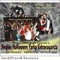 Sacramento Halloween Party