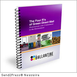 Green Direct Mail Mark