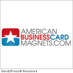 JERSEY CITY, N.J., Oct. 18, 2011 (SEND2PRESS NEWSWIRE) -- Indeed, gone are the days of 'one size fits all.' Seeking to provide an unparalleled user experience and American made product offering, Magnets.com today introduced its newest division: American Business Card Magnets.