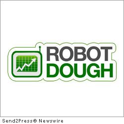 LOS ANGELES, Calif., Nov. 1, 2011 (SEND2PRESS NEWSWIRE) -- RobotDough Software Corporation has issued a call for entries in a writing competition for finance students. The competition, initiating an annual series, requires use of RobotDough's online equity research platform to deliver 500-word articles on the world's equity markets. A panel of expert judges will select five winners, each of whom will receive cash prizes and continuing blogger or analyst positions with RobotDough.com.
