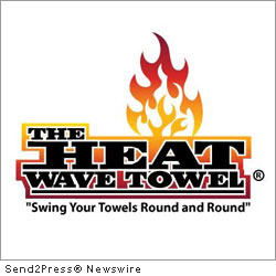 MIAMI, Fla., Nov. 4, 2011 (SEND2PRESS NEWSWIRE) -- A Heat-Wave during winter! Yes, it's true. True Fan Sports, Inc., a Miami based company, recently began selling several new sports related products, primarily 'Sports Rally Towels' and is today announcing The Heat-Wave Towel(R).