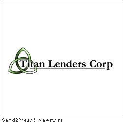 DENVER, Colo., March 26, 2012 (SEND2PRESS NEWSWIRE) -- Mortgage fulfillment outsource services expert Titan Lenders Corp. (Titan) is pleased to announce the appointment of corporate finance powerhouse, Bill Walsh, as chief financial officer. Mr. Walsh brings more than 35 years' experience in accounting and finance for a diverse portfolio of companies, including Nabisco Brands, Inc. and Leprino Foods Company.