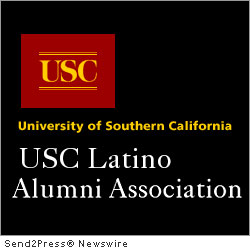 LOS ANGELES, Calif., March 22, 2012 (SEND2PRESS NEWSWIRE) -- A sold-out crowd of more than 750 Trojans, USC trustees, faculty and administrators, honored guests, alumni and students gathered at The Beverly Wilshire Hotel to celebrate the 38th Annual USC Latino Alumni Scholarship Gala on March 2. Executive Director Domenika Lynch announced that the dinner raised an estimated $300,000, which through USC's two-to-one matching program will add a total $900,000 to USC Latino Alumni Association's scholarship fund.