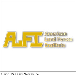 SAN ANTONIO, Texas, March 26, 2012 (SEND2PRESS NEWSWIRE) -- Colonel Jack H. Pryor (U.S. Army, Retired) today announced the formation and launch of a new nonprofit organization, the American Land Forces Institute (ALFI). Based in San Antonio, Texas, ALFI will focus on policy, advocacy, education and services in support of land forces and small combat units across all branches of the U.S. military, the National Guard, and domestic law enforcement.