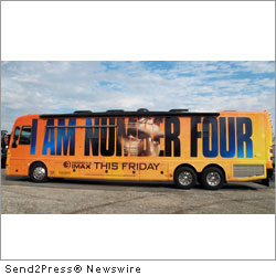 FORT LAUDERDALE, Fla., April 16, 2012 (SEND2PRESS NEWSWIRE) -- It's no secret that marketing directors are on a perpetual quest for the next best thing, now they're discovering that the perfect vehicle to 'drive their brand' may be a custom wrapped motorhome rental. Branded RV rentals have emerged as a cutting edge marketing tool and are becoming popular among companies looking increase their exposure and enhance their corporate identity. Florida based RV rental firm Allstar Coaches has been using vehicle wrap technology for years on its fleet of luxury motorhomes as it continues to grow its Corporate Events and Promotions sector.