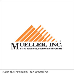 BALLINGER, Texas, April 20, 2012 (SEND2PRESS NEWSWIRE) -- Mueller, Inc., a leading manufacturer of steel buildings and residential metal roofing, wants to extend a helping hand again this year to a Texas non-profit in need of a new facility. The campaign is called 'Helping Hand.' One organization will be selected to receive a new Mueller steel building up to 4,000 square feet through applications received by June 1, 2012.