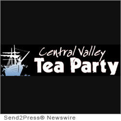 FRESNO, Calif., April 27, 2012 (SEND2PRESS NEWSWIRE) -- The Central Valley Tea Party has been commissioned to hold a press conference with 100 Fresno business leaders and owners who will be affected by the imposition of the High-Speed Rail project. The 100 business owners who are on the current High-Speed Rail track line will be present in solidarity to oppose the High-Speed Rail through Fresno.