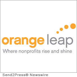 DALLAS, Texas, May 2, 2012 (SEND2PRESS NEWSWIRE) -- Orange Leap (www.orangeleap.com), developer of cloud-based fundraising and constituent relationship management (CRM) software, today announced the hiring of Kent Hollrah to serve as company President.