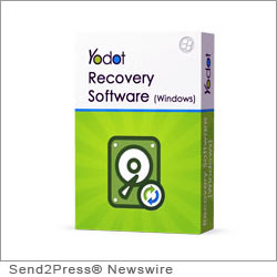 MOUNTAIN VIEW, Calif. (SEND2PRESS NEWSWIRE) -- Yodot Software, after launching File Recovery and Photo Recovery tools, brings to you Yodot Hard Drive Recovery Software that can recover data from partitions and drives with all the original file names and directory structure. With the launch of this data recovery utility the Yodot recovery line of products now has a complete advanced suite of data recovery tools for any Windows OS user.