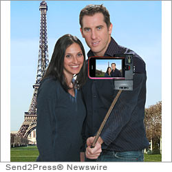 LOS ANGELES, Calif. (SEND2PRESS NEWSWIRE) -- The Quik Pod(R), by Fromm Works Inc., allows Dad to be included in every photo and video without asking strangers for help. Just in time for Father's Day get the man in your life the world's first handheld extendable monopod for smartphones.