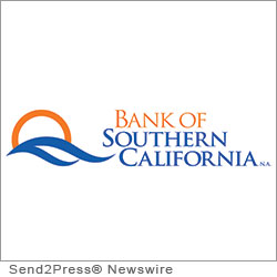 SAN DIEGO, Calif. (SEND2PRESS NEWSWIRE) -- Bank of Southern California, a locally owned community business bank has been recognized as one of the top small business lenders in the greater San Diego area according to the U.S. Small Business Administration and Multifunding, a financial advisory provider.