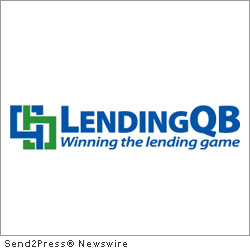 COSTA MESA, Calif. (SEND2PRESS NEWSWIRE) -- LendingQB, a provider is seamless mortgage lending technology, announced today that its PriceMyLoan automated underwriting systems (AUS) interface with the Federal Housing Administration's (FHA) TOTAL Scorecard platform can be utilized to decision and sell loans direct to Ginnie Mae. LendingQB's PriceMyLoan AUS became a HUD approved system by which to underwrite FHA loans in 2010.