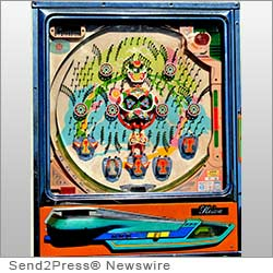 ALAMEDA, Calif. (SEND2PRESS NEWSWIRE) -- The Pacific Pinball Museum (PPM) proudly announces the opening of 'Bagatelle, Pachinko, and Peggle,' an exhibition of early pins-in-a-board games, and the digital extension of these games, Peggle.