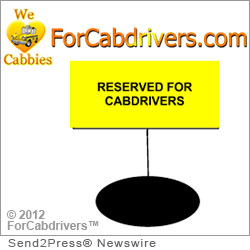 "SAN JOSE, Calif. (SEND2PRESS NEWSWIRE) -- Today, cabdriver Yohannes Taye announced the formation of For Cabdrivers(TM) (ForCabdrivers.com) a website dedicated to getting cabdrivers connected from coast-to-coast. According to Taye, the site will act as a central location and gathering place for all information and ideas out there in ""cab land"" - a website for cabdrivers by cabdrivers."